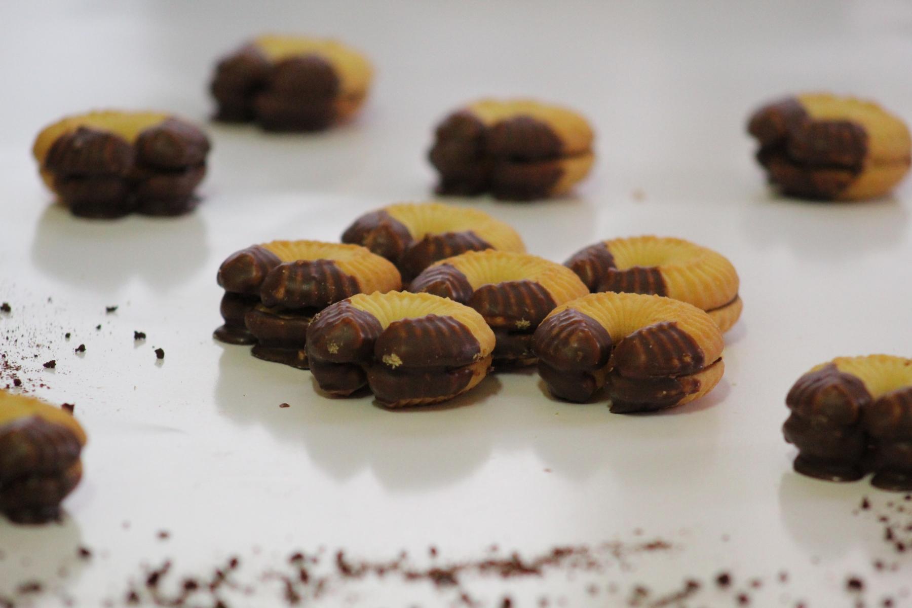 Мерлини - Производство на сладки и захарни изделия